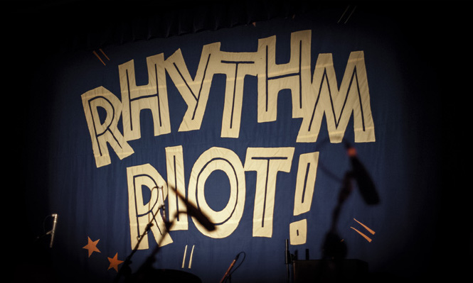 Rhythm Riot - Covid-19 Cancellation